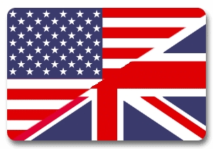 Englisch, english, american english, british english