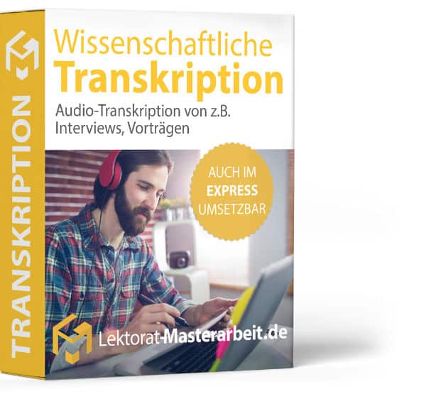 Audio Transkription: Interview transkribieren lassen